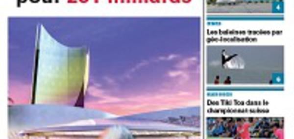 TAHITI INFOS N° 220 du 18 juillet 2014