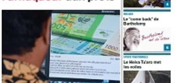 TAHITI INFOS N°227 du 31 juillet 2014