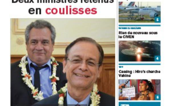 TAHITI INFOS N°257 du 18 septembre 2014