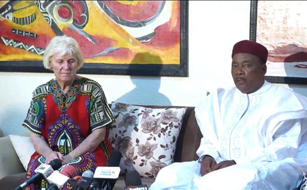 L'ex-otage australienne veut retrouver son mari et rester au Burkina, son pays d'adoption