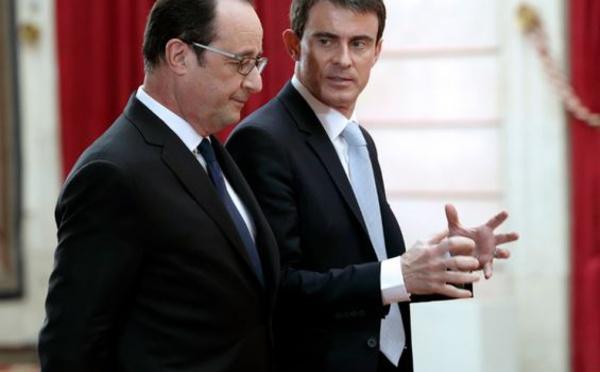 Remaniement: la composition du nouveau gouvernement Valls