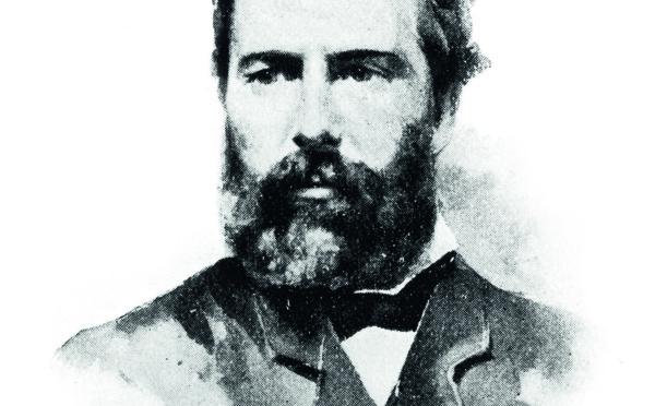 Carnet de voyage - Taiohae vue par Herman Melville