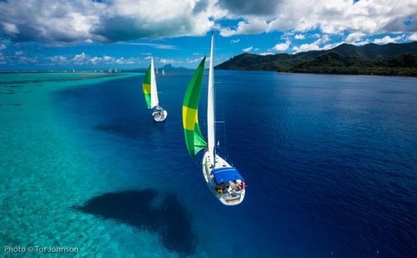 Tahiti Pearl Regatta: attention ces images vont vous faire rêver!