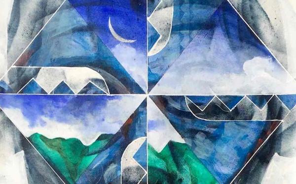"""Pillars of Kahiki"" : deux artistes hawaiiens s'exposent à la galerie Winkler"