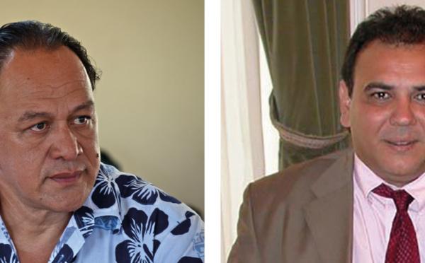 Moana Greig et Joseph Kaiha inquiétés pour détournement de fonds publics