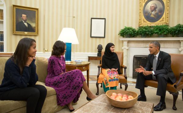 Page enfant : Malala, l'enfant qui se battait pour les enfants