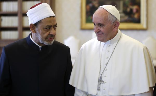 Rencontre au sommet entre les deux plus grandes religions du monde
