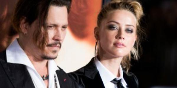 Amber Heard affirme que son époux Johnny Depp l'a frappée