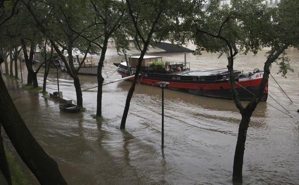 Inondations et perturbations en pagaille dans le Nord et le Centre