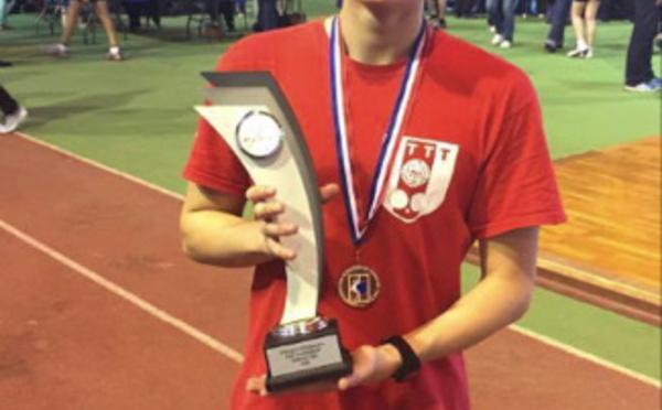 Tennis de Table : Kenji Hotan décroche un titre de champion de France par classement