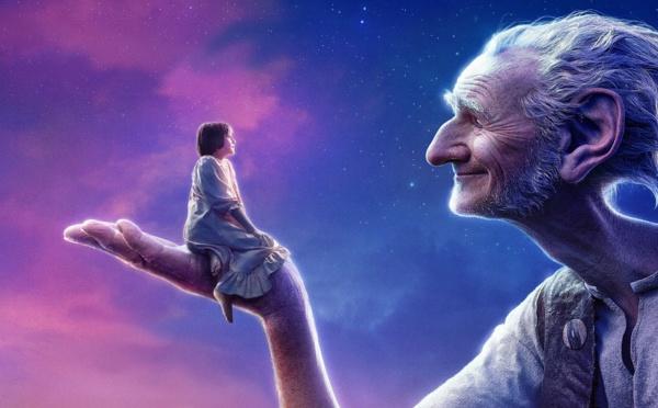 Page enfant : Le Bon Gros Géant est actuellement sur les écrans
