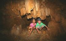 Carnet de voyage - Rimatara : dans la grotte des pleurs, Teruatavae