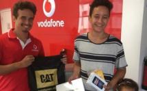 Vodafone gâte ses 50 000e clients