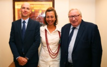 La Fédération des autonomes de solidarité reçue par Nicole Sanquer