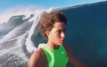 Inside the wave à 360° : Quand Go Pro fait la promotion de Tahiti (vidéo)