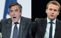 Présidentielle: Fillon, deuxième, double Macron au premier tour (sondage)