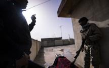 Les forces irakiennes en passe de chasser l'EI de l'aéroport de Mossoul