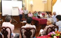 Des ateliers se sont tenus ce jeudi sur les thèmes de la prévention, l'accès aux soins, la retraite, la longue maladie, la dépendance et le financement.