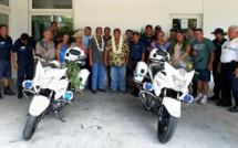 PAPARA : Une nouvelle brigade motorisée