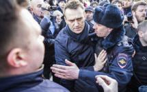 L'opposant russe Navalny condamné à 15 jours de détention après les manifestations