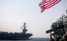 Le porte-avions américain dans quelques jours en mer du Japon (Pence)