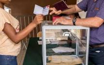 Présidentielle: le vote pour le premier tour a débuté outremer