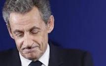"""Sarkozy votera Macron et appelle les responsables de la droite au """"rassemblement"""""""