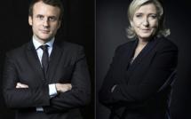 Macron et Le Pen face-à-face pour un débat télévisé attendu