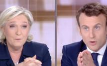 Le débat Macron-Le Pen vire au pugilat