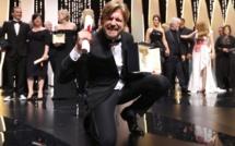Surprise à Cannes: une comédie grinçante suédoise rafle la Palme d'or