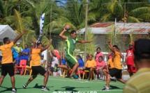 Nukutavake s'est imposé avec la manière en handball