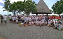 300 bénévoles sont venus nettoyer le bord de mer de Papeete