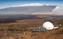 Hawaï: six volontaires enfermés huit mois sous un dôme pour simuler la vie sur Mars