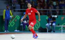 Futsal – Jeux d'Asie 2017 : Les Aito Arii s'inclinent face au Kyrgyzstan