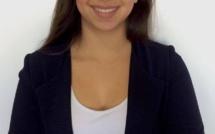 Kimberly Faaruia, major de l'ECT et future entrepreneur !