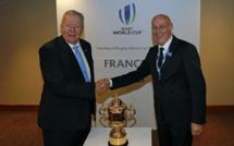 Mondial-2023 - La France coiffe l'Afrique du Sud, qui dénonce un processus opaque