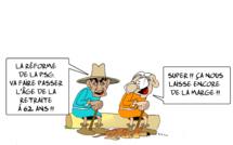 La réforme des retraites  par Munoz
