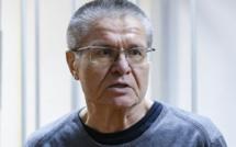 L'ex-ministre russe de l'Economie condamné à 8 ans de camp pour corruption