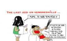 """"""" The last Jedi """" vu par Munoz"""