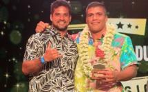 Trophées du Sport 2018 – Henri Burns, sportif préféré des Polynésiens