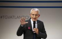 SNCF: Pepy minimise le risque de grève et dément toute privatisation