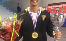 Tuarai Hery a remporté une nouvelle médaille d'or