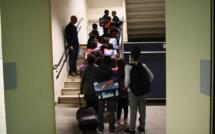 Photo d'illustration d'un couleur de collège.