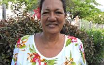 Hinano Murphy, présidente de l'association Te Pu Atiti'a de Moorea.