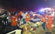 Au moins 18 morts dans un accident dans le nord-est de la Thaïlande
