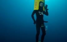 Herbert Nitsch, l'homme qui est allé à -253,2 mètres en apnée ©herbertnitsch.com
