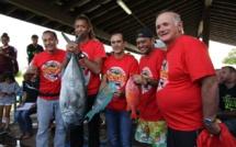 Le team Tahiti a sorti la plus grosse prise du tournoi