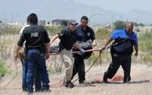 Mexique: 7.667 assassinats au premier trimestre, 20% de hausse sur un an