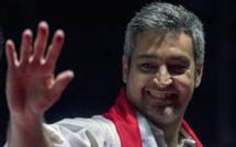 La droite conserve le pouvoir au Paraguay, Mario Abdo élu président