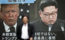 Trump évoque un possible maintien du sommet avec Kim qu'il a annulé